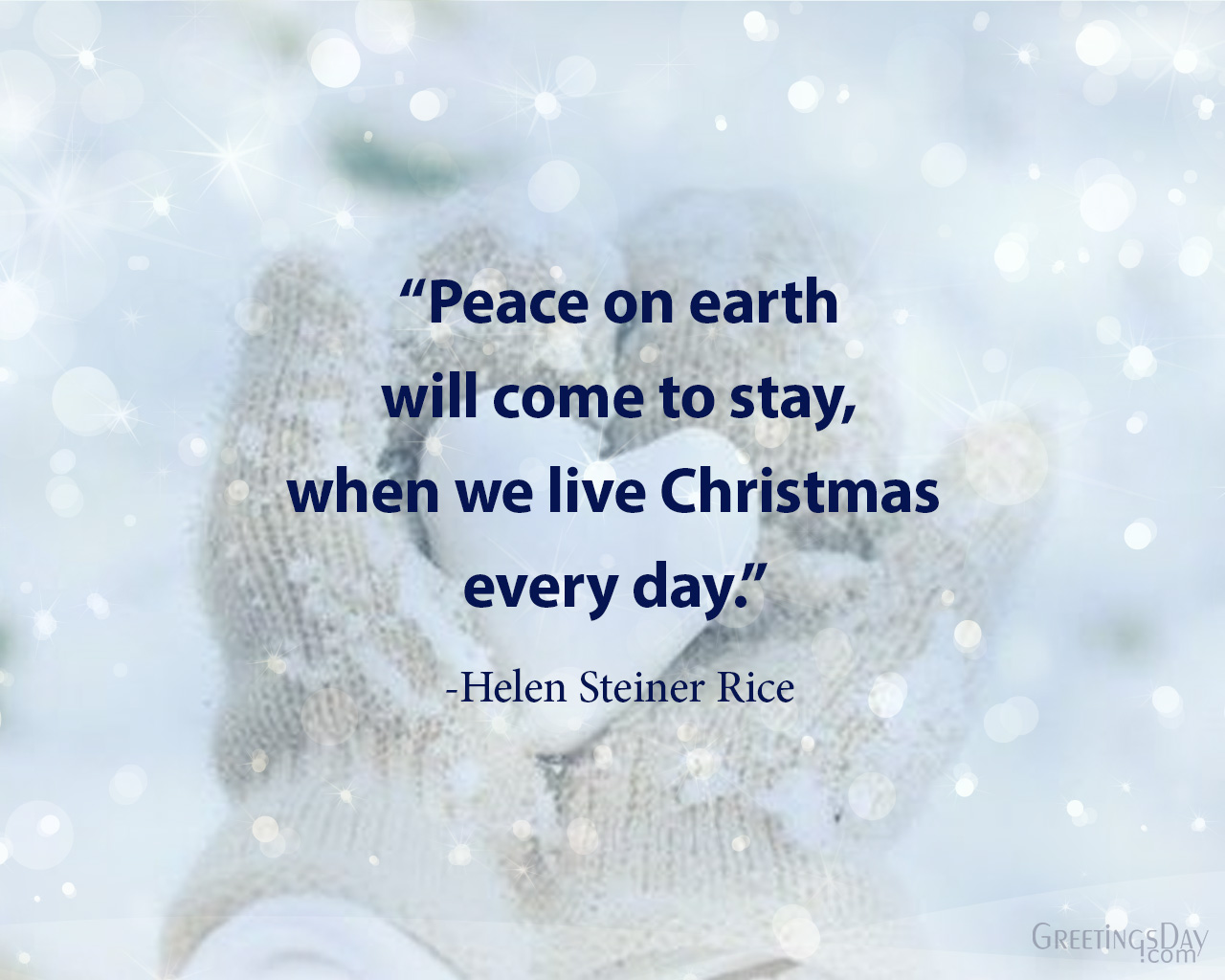 The 45 Best Inspirational Merry Christmas Quotes Of All: Christmas Quotes & Sayings, Quote Pictures About Christmas