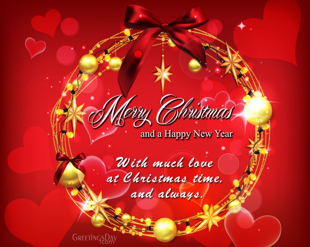 20 Christmas Greeting Cards For Boyfriend Girlfriend Husband Or