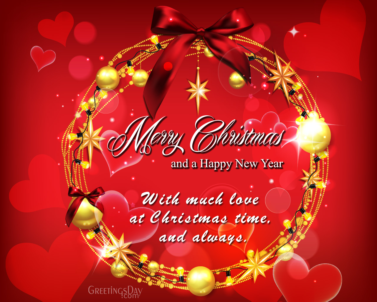 20 christmas greeting cards for boyfriend girlfriend husband or honey i wish you a very merry christmas may the year ahead be full of joy and wonderful surprises m4hsunfo