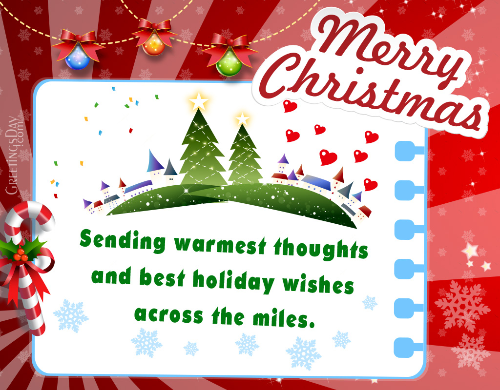 20 christmas greeting cards for boyfriend girlfriend husband or sending warmest thoughts and best holiday greetings across the miles and wishing you a very merry christmas and a happy new year m4hsunfo