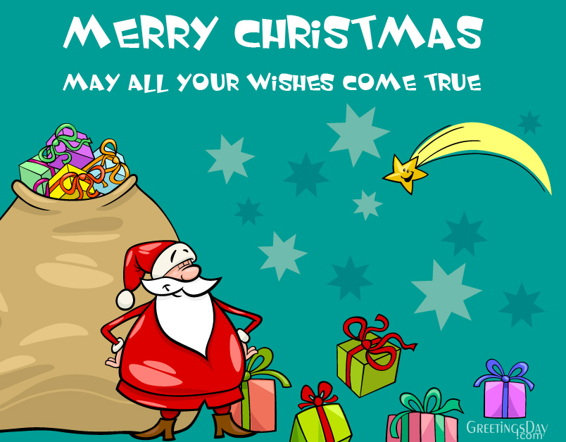 fun wishes christmas