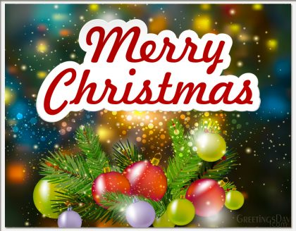 wishes for christmas holidays