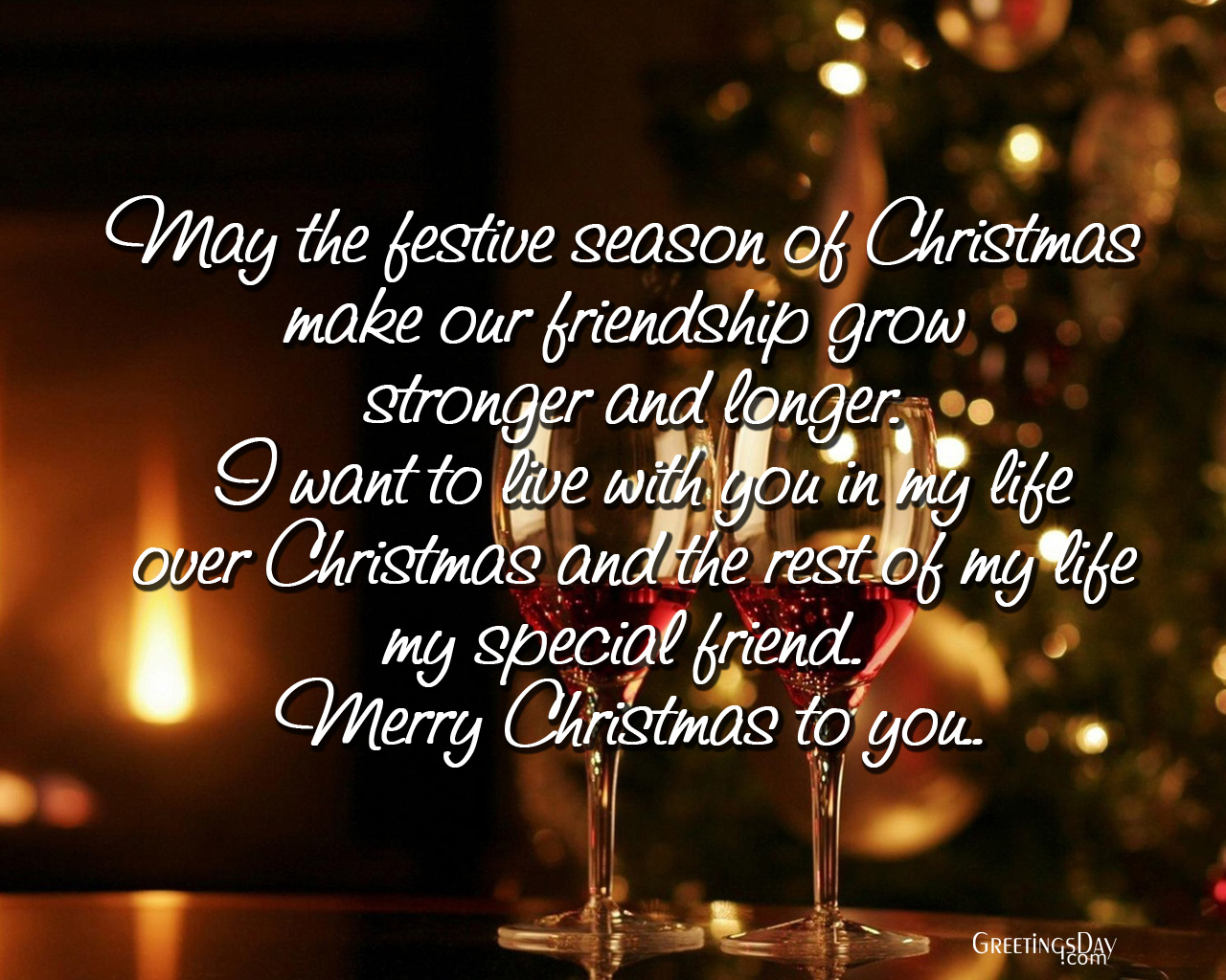 Christmas Quotes About Friendship 20 Christmas Greeting Cards For Boyfriend Girlfriend Husband Or