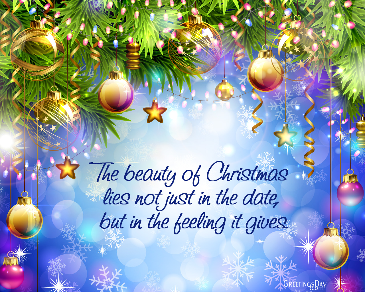 The 45 Best Inspirational Merry Christmas Quotes Of All: Daily ECards, Pictures & Animated GIFs. Greetings For Share