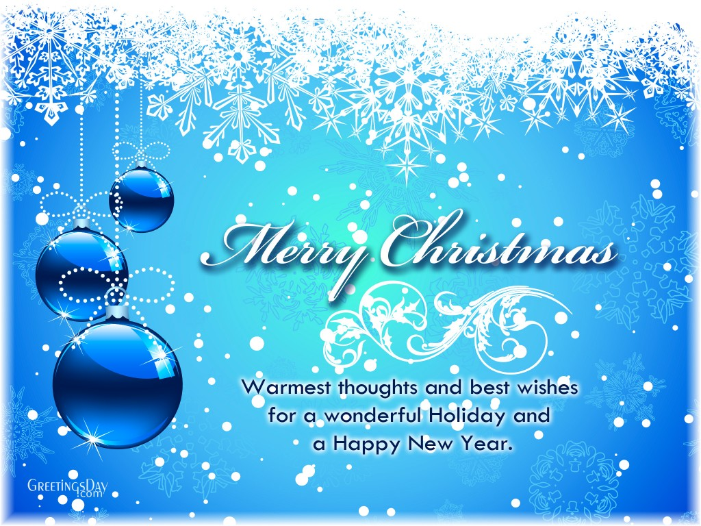 30 Free Christmas Greeting Cards For Family And Friends Merry