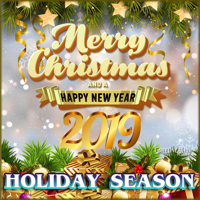 Holiday Season 2019