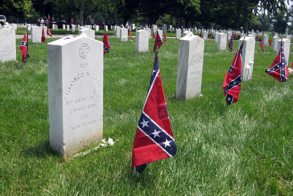 Texas Confederate Memorial Day