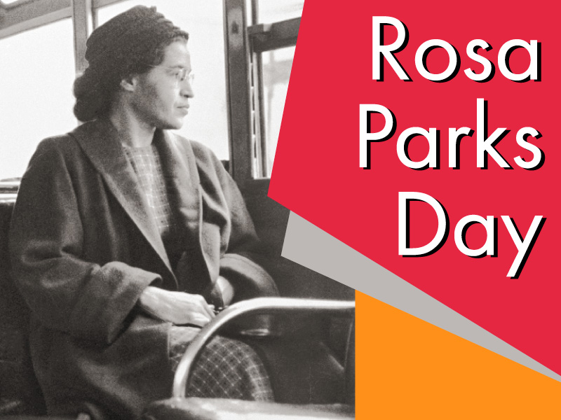 Rosa Parks Day 2018