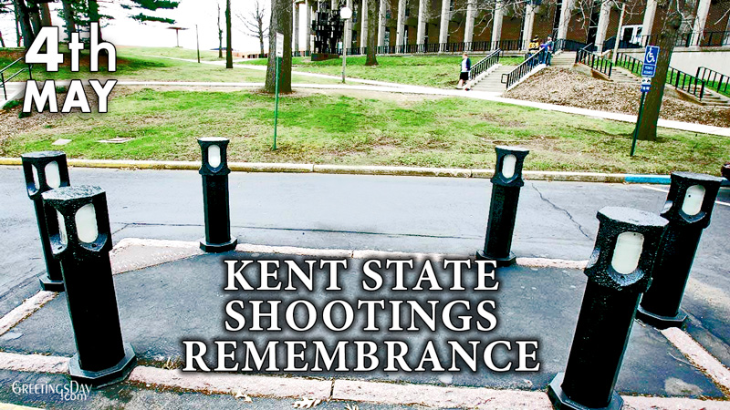 Kent State Shootings Remembrance