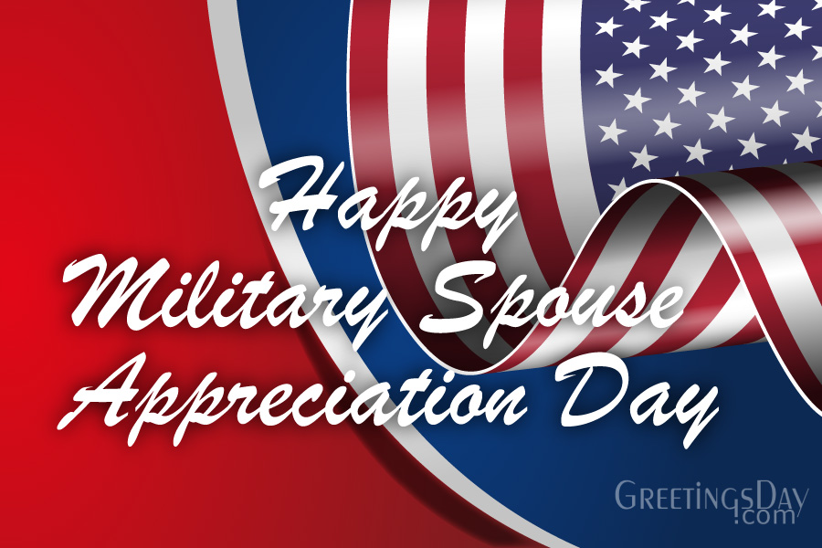 Happy Military Spouse Appreciation Day