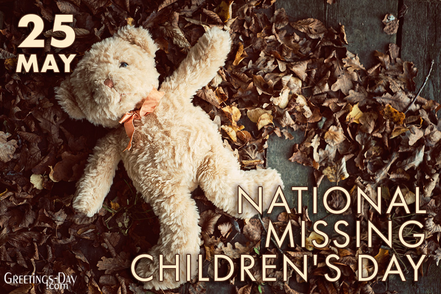 National Missing Children's Day