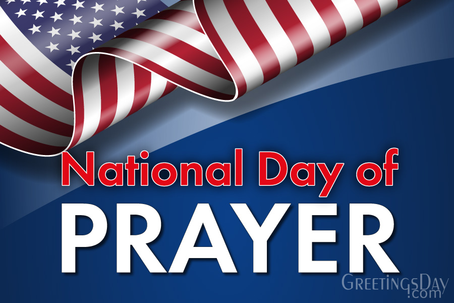 Happy National Day of Prayer