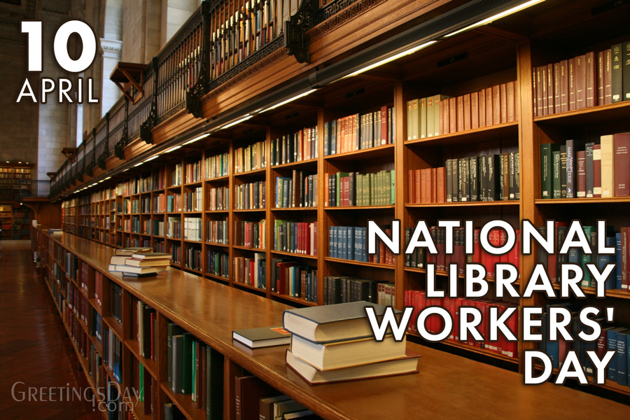 National Library Workers' Day
