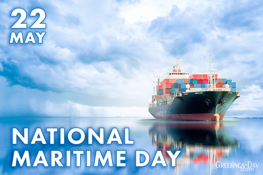 22 may National Maritime Day