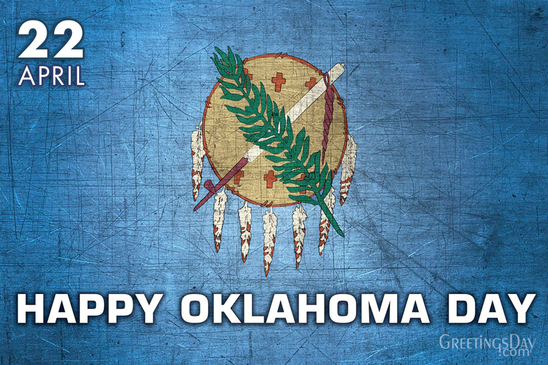 Happy Oklahoma Day