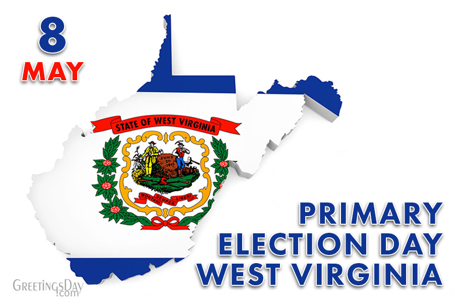 Primary Election Day West Virginia ⋆ Cards, Pictures  ᐉ Holidays