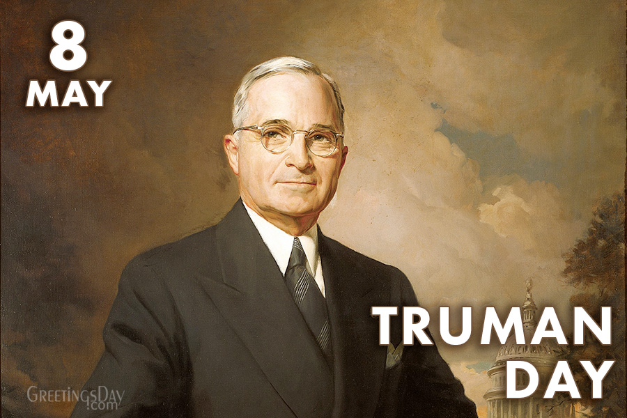 Happy Truman Day