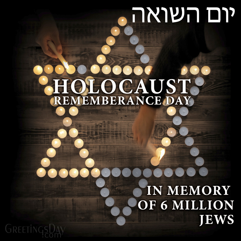 Yom HaShoah in the United States