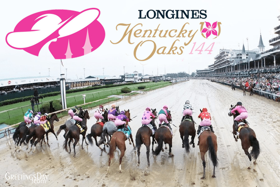 Sport events kentucky oaks