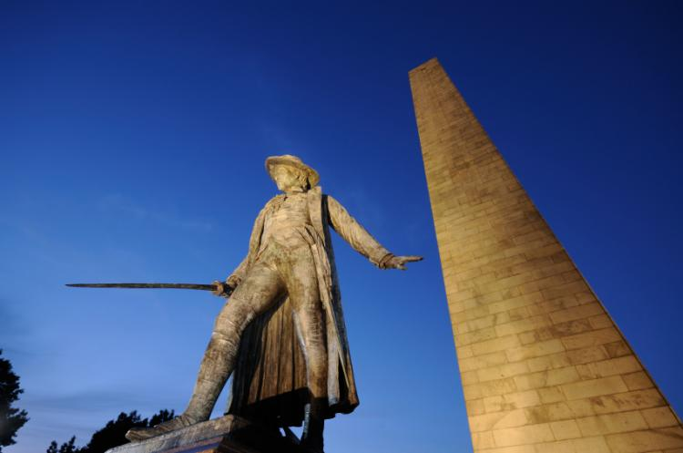 Bunker Hill Day observed