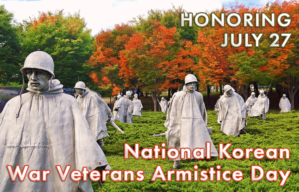 National Korean War Veterans Armistice Day