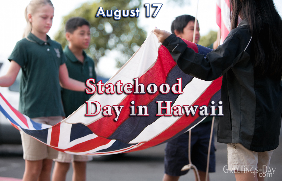 Statehood Day In Hawaii Cards Pictures Holidays