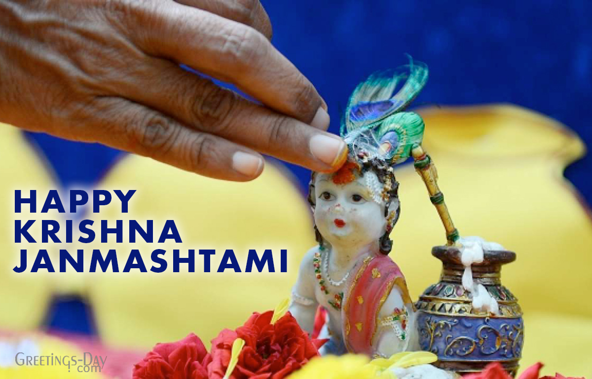 Janmashtami in the United States