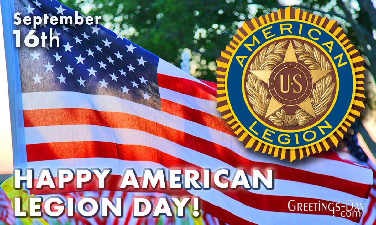 American Legion Day