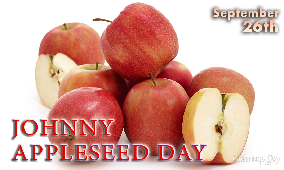 Appleseed Day