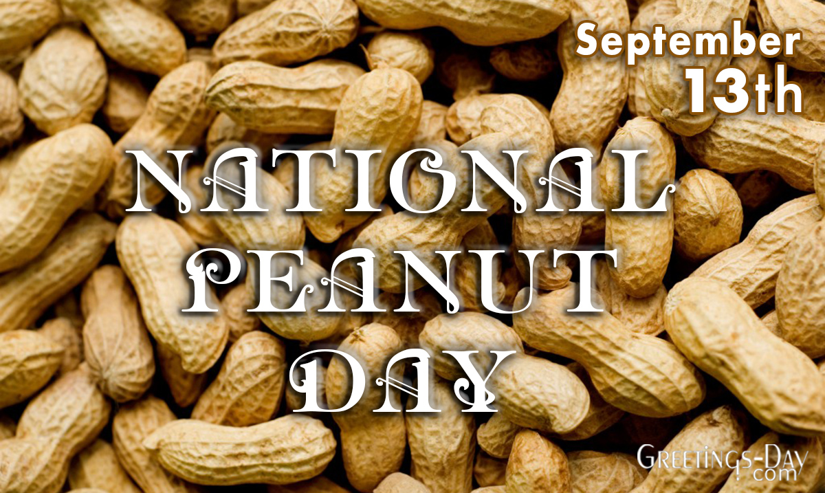 Peanut Day