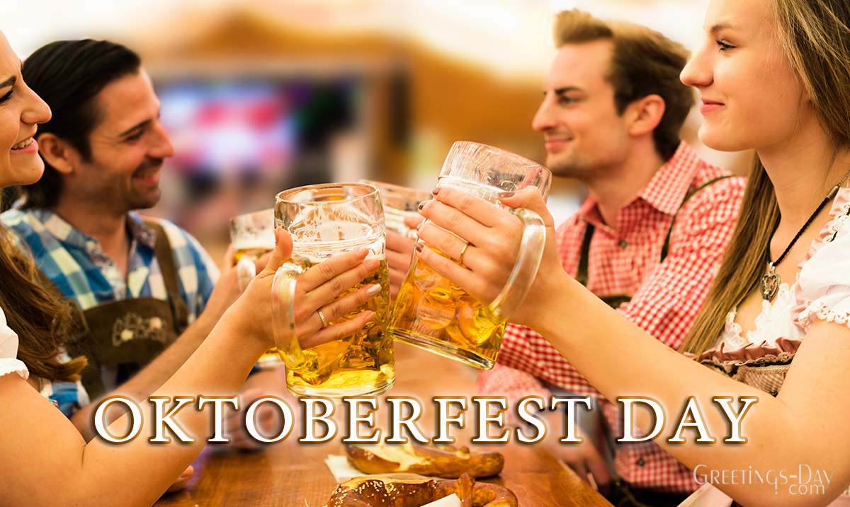 Oktoberfest Day