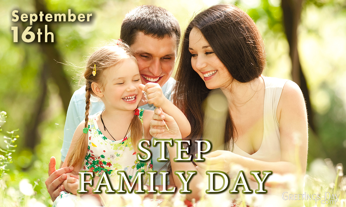 National Step Family Day