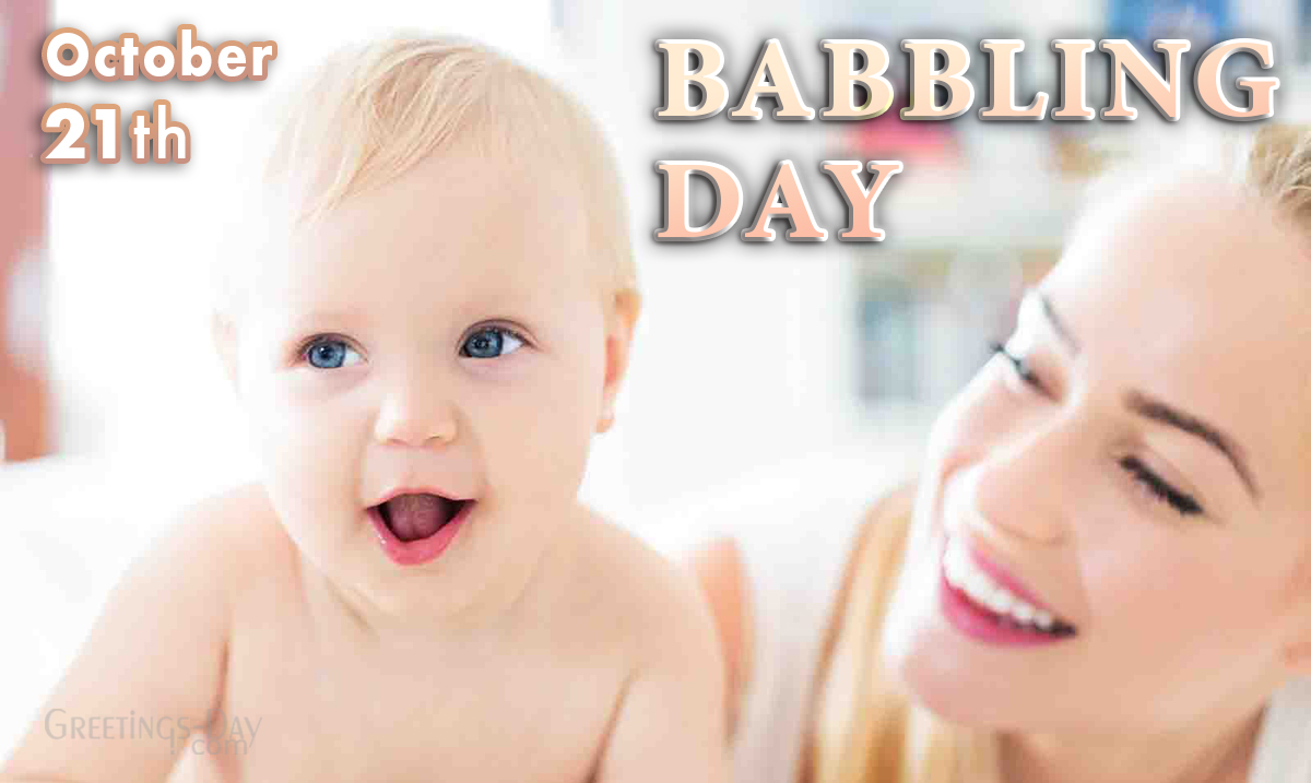 Babbling Day