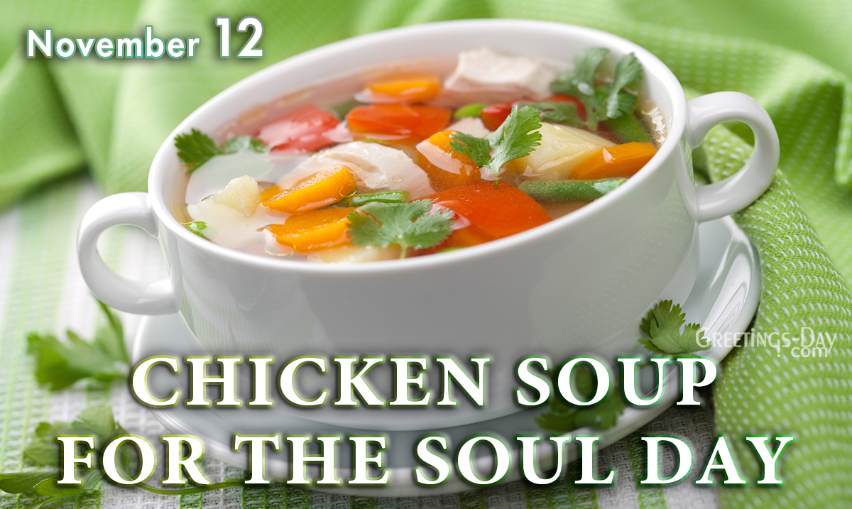 Chicken Soup for the Soul Day