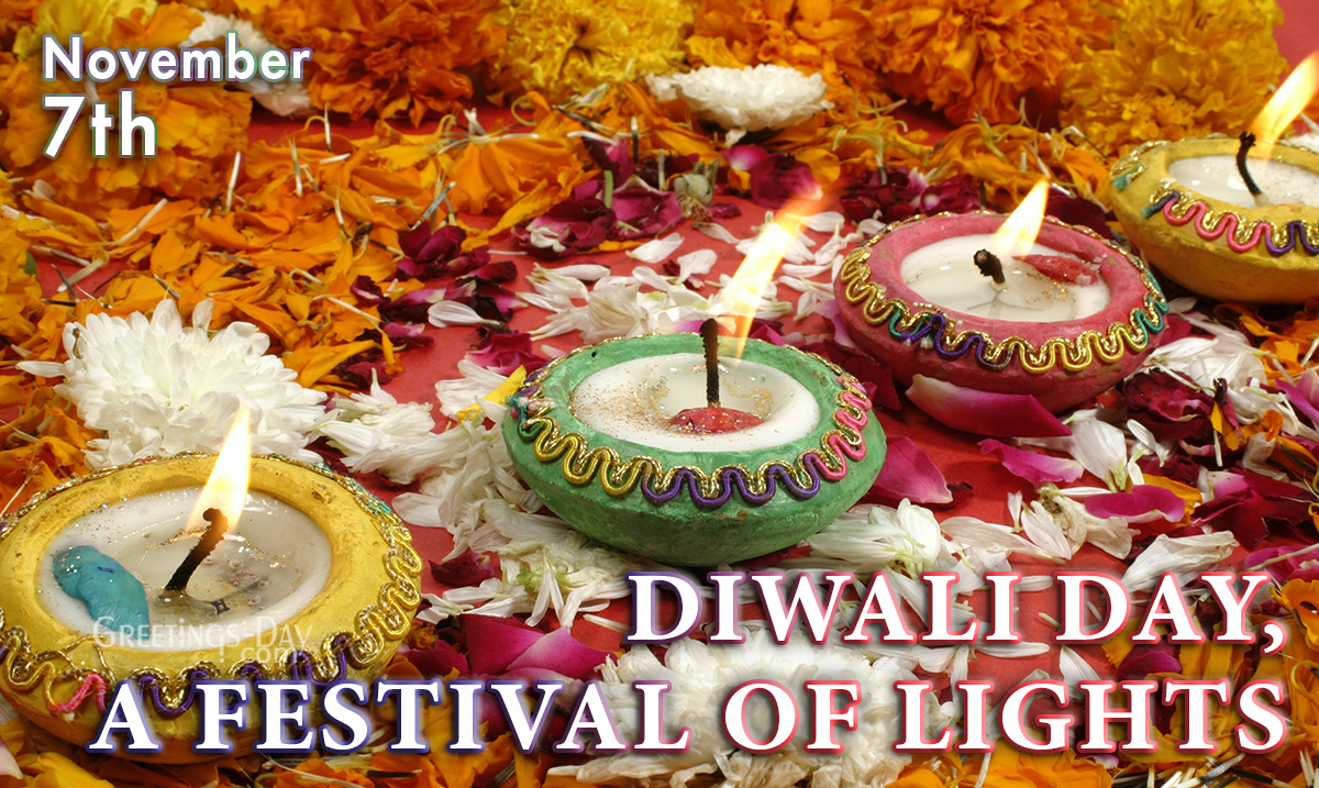 Diwali Day, a Festival of Lights