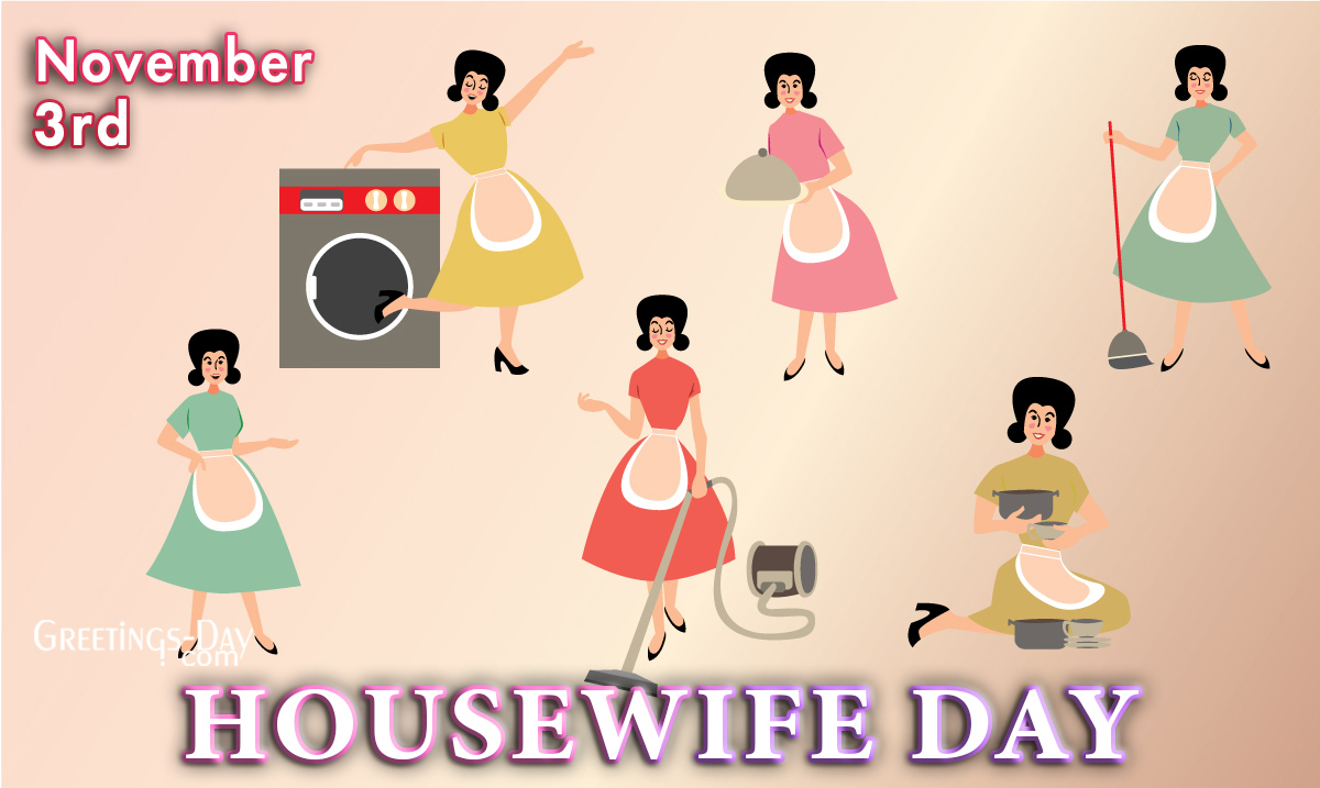 Housewife Day