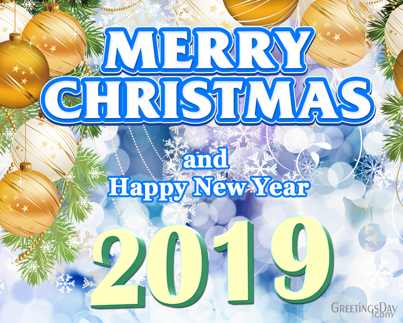 Happy New Year Image 2019