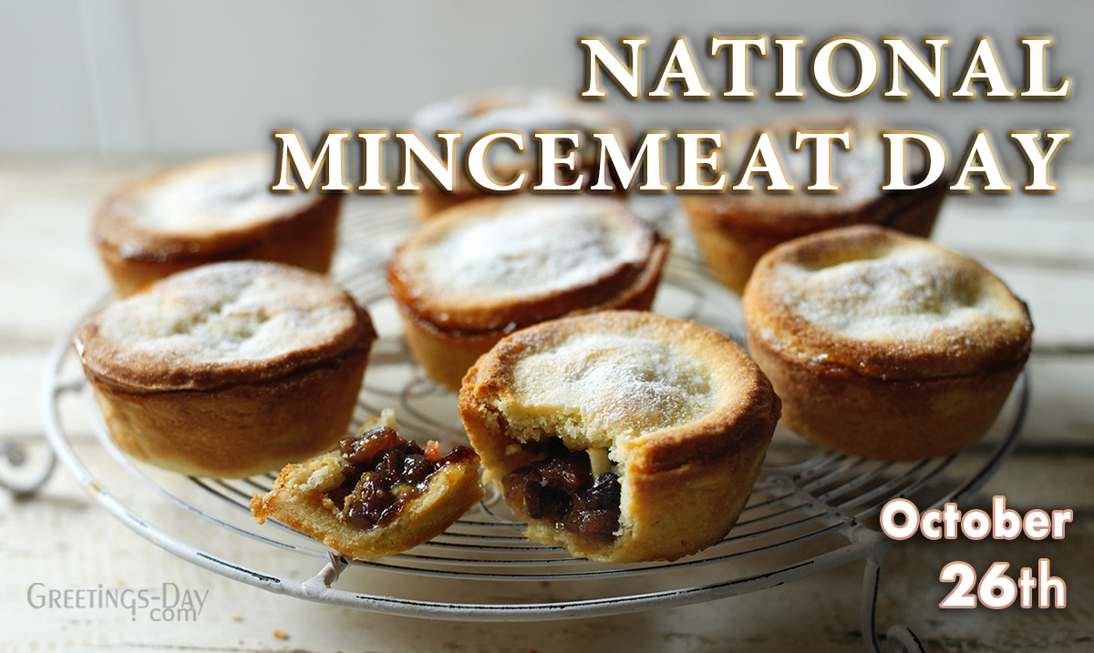 Mincemeat Day