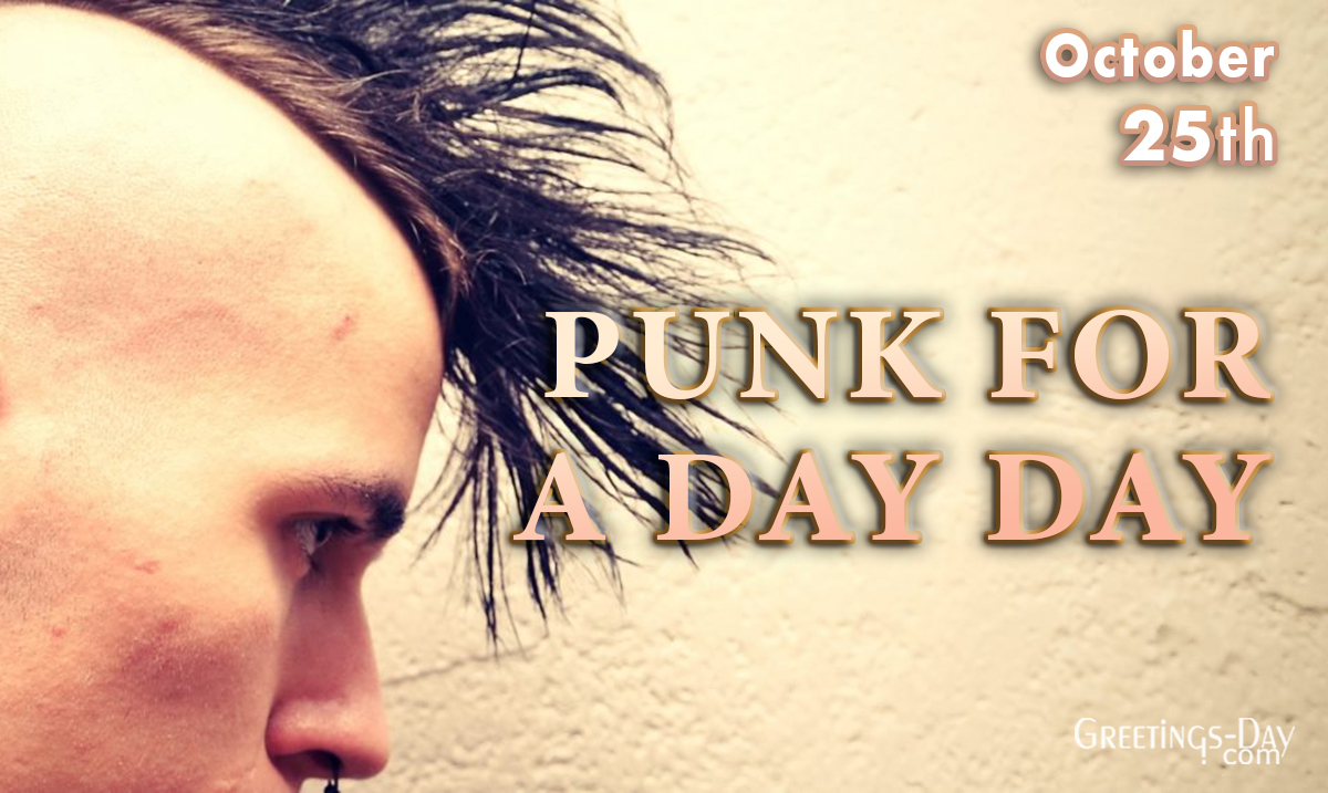 Punk for a Day