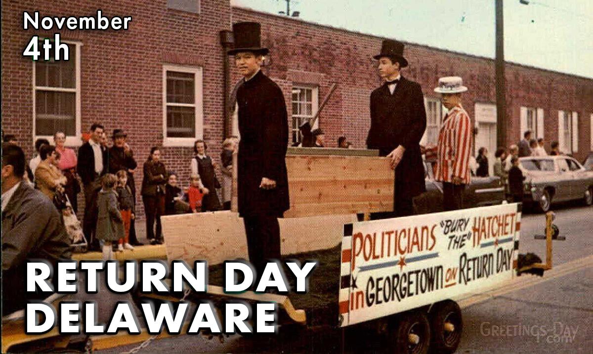 Return Day Delaware