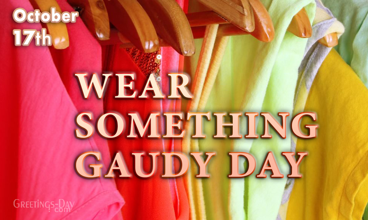 Gaudy Day