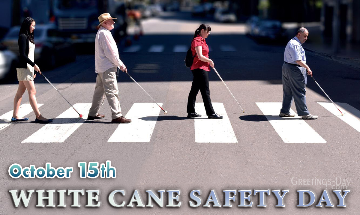 Cane Safety Day