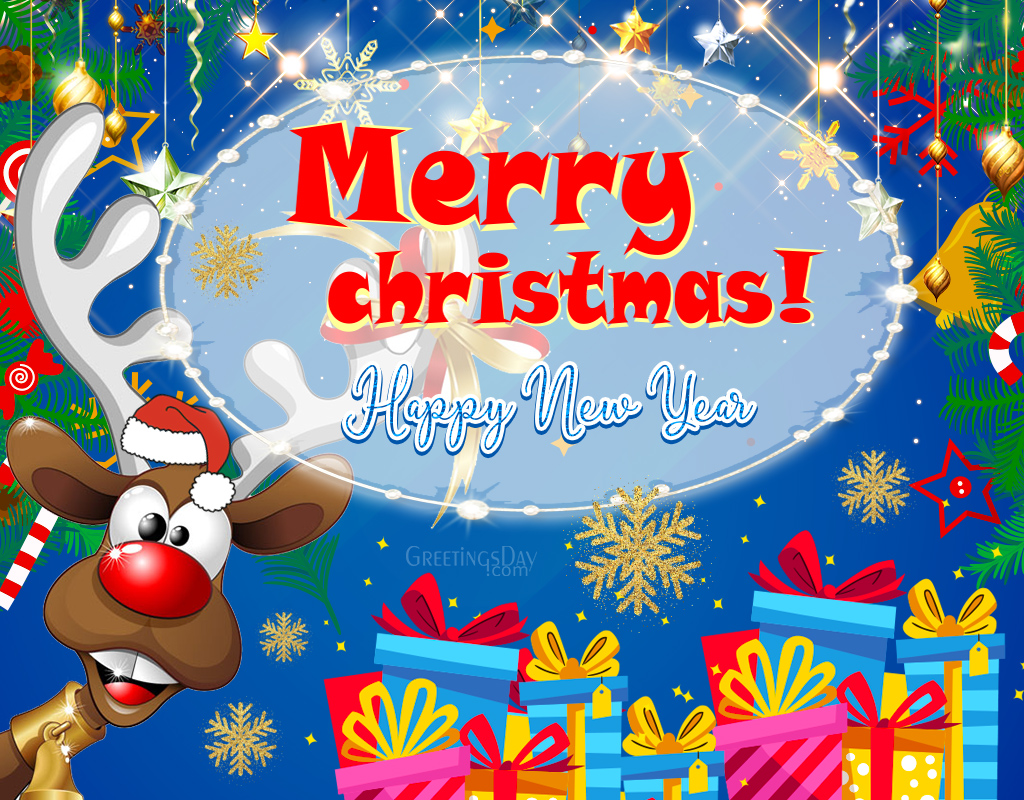 Merry Christmas 2019 Fun Image