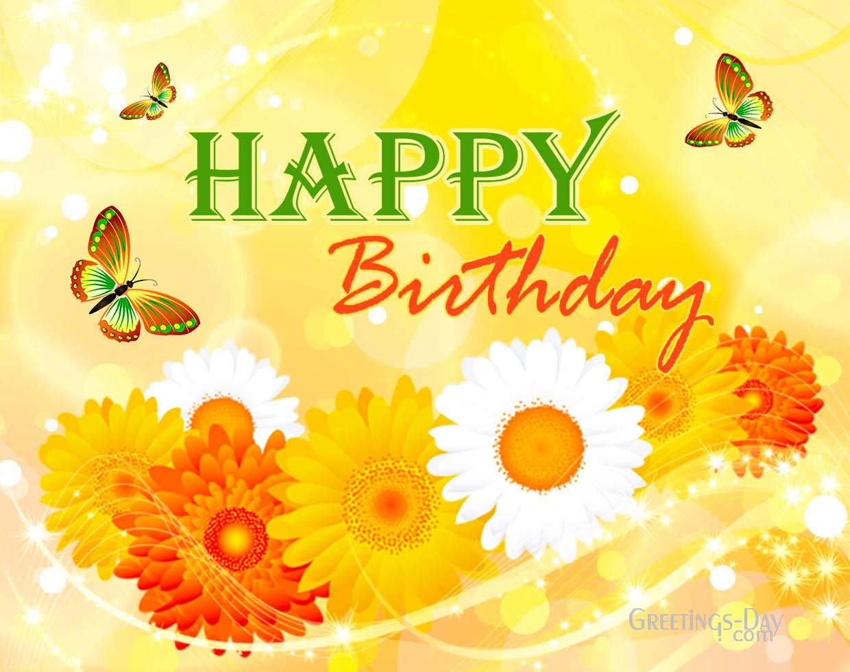 Best Wishes On Happy Birthday.