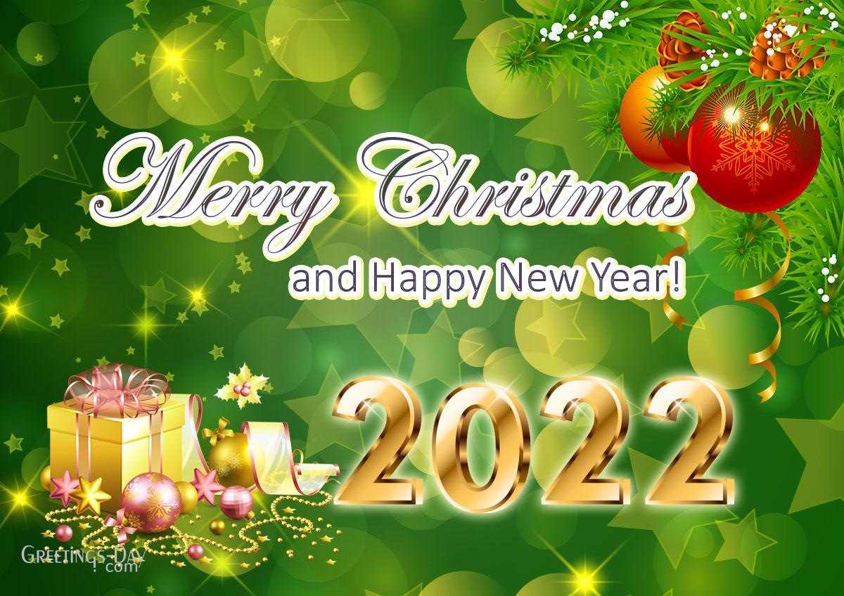 Christmas and HNY 2022